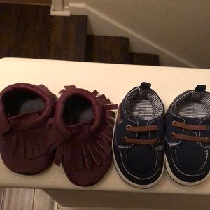 Babay lot clothes and shoes